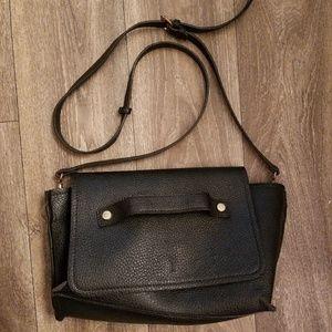 Zara black crossbody